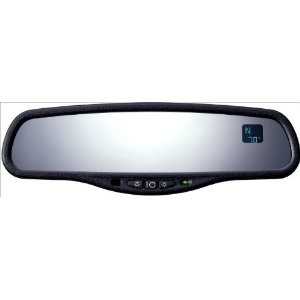 2013 Toyota RAV4 EV Mirror with Compass and Temperature from Toyota of Morristown