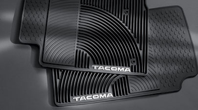 2009 toyota tacoma floor mats autos post. Black Bedroom Furniture Sets. Home Design Ideas