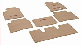 2014 Toyota Tundra CrewMax Fabric Mats from A-1 Toyota