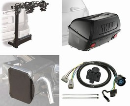 2013 Toyota Highlander Toyota Hitch Accessories from A-1 Toyota