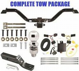 2013 Toyota Highlander Trailer Hitch Package from A-1 Toyota