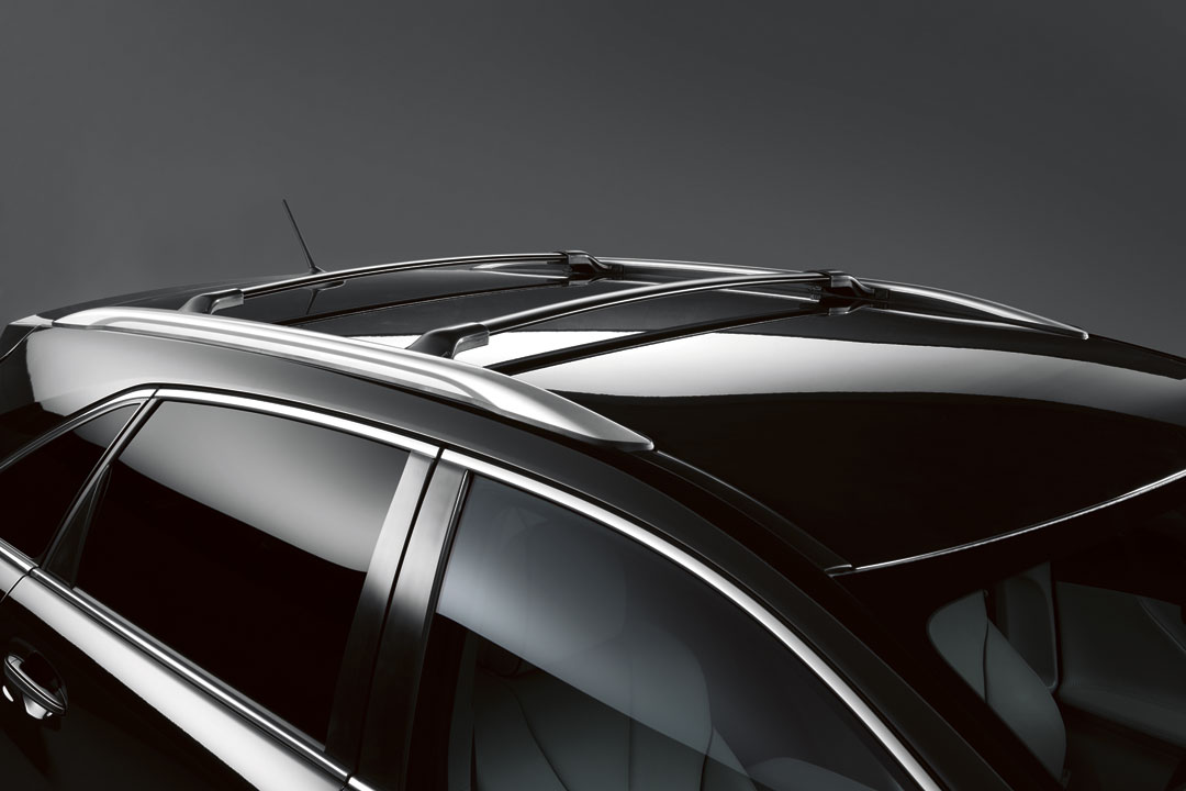 Toyota Venza Roof Rack With Sunroof