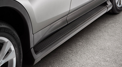 2013 Toyota RAV4 Running Boards - With End Caps from A-1 Toyota