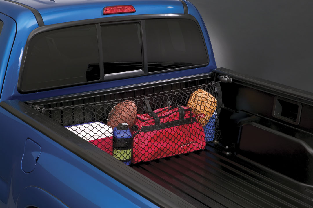 Tacoma Bed Cleat Storage
