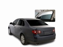 2013 Toyota Highlander Front windows 2 piece kit from A-1 Toyota