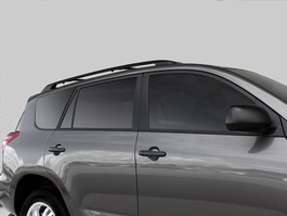 2013 Toyota Highlander FRONT WINDOW TINT from A-1 Toyota